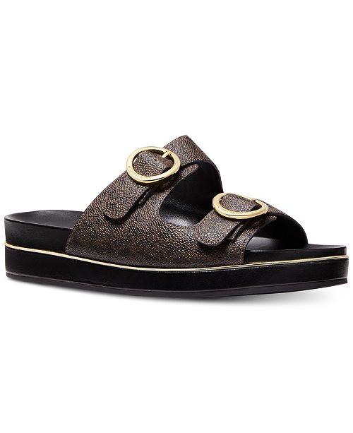 416661910eb Michael Kors Estelle Sandals   Reviews - Sandals   Flip Flops ...