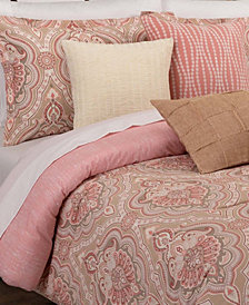 Medallion Full/Queen Comforter Set