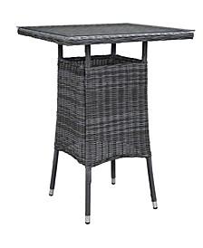 Summon Small Outdoor Patio Bar Table