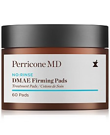 No:Rinse DMAE Firming Pads, 60-Pk.