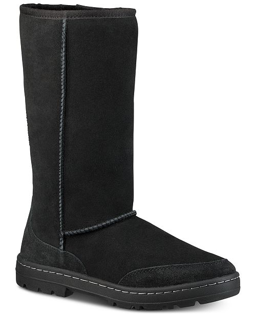 4b273066a957 UGG® Women s Ultra Tall Revival Boots   Reviews - Boots - Shoes - Macy s