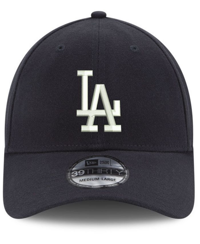 New Era Los Angeles Dodgers Dub Classic 39THIRTY Stretch Fitted Cap & Reviews - Sports Fan Shop By Lids - Men - Macy's