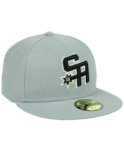 on sale 1ccdf 8c522 ... nba authentic snap back vintage b518c 774bc  reduced new era. san  antonio spurs combo logo 59fifty fitted cap. be the first