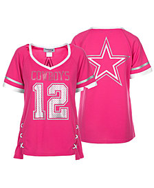 Authentic NFL Apparel Women's Dallas Cowboys Vixen Jersey