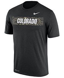 Nike Men's Colorado Buffaloes Legend Staff Sideline T-Shirt
