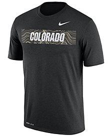 Nike Men's Colorado Buffaloes Legend Staff Sideline T-Shirt