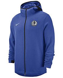Nike Men's Dallas Mavericks Dry Showtime Full-Zip Hoodie