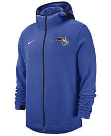 Nike Men's Orlando Magic Dry Showtime Full-Zip Hoodie