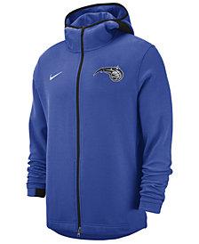 Nike Men's Orlando Magic Dry Showtime Full-Zip Hoodie
