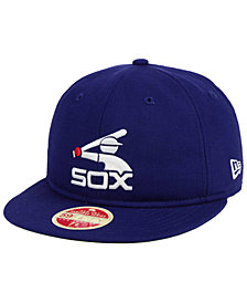 New Era Chicago White Sox Heritage Retro Classic 59FIFTY FITTED Cap