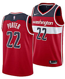 Nike Men's Otto Porter Jr. Washington Wizards Icon Swingman Jersey
