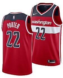 Nike Men's Otto Porter Jr. Washington Wizards Icon Swingman Jersey