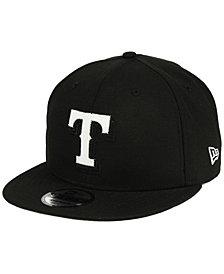 New Era Texas Rangers Jersey Hook 9FIFTY Snapback Cap