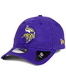 New Era Minnesota Vikings Core Shore 9TWENTY Strapback Cap