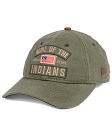 New Era Cleveland Indians Home of the Team 9TWENTY Strapback Cap