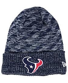 New Era Boys' Houston Texans Touchdown Knit Hat