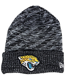 New Era Boys' Jacksonville Jaguars Touchdown Knit Hat
