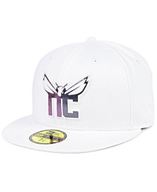 New Era Charlotte Hornets Iridescent Combo 59FIFTY FITTED Cap