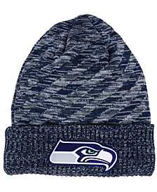 New Era Boys' Seattle Seahawks Touchdown Knit Hat