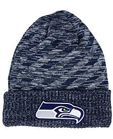 New Era Boys' Seattle Seahawks Touchdown Knit Hat