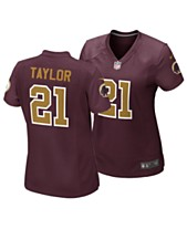 c34c0d6ff4f Nike Women s Sean Taylor Washington Redskins Game Jersey