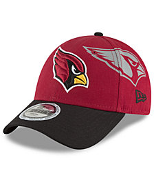 New Era Boys' Arizona Cardinals Side Flect 9FORTY Cap