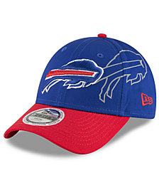 New Era Boys' Buffalo Bills Side Flect 9FORTY Cap