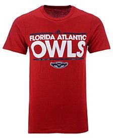 adidas Men's Florida Atlantic Owls Dassler T-Shirt