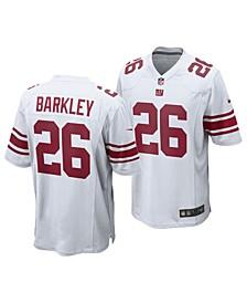 Men's Saquon Barkley New York Giants Game Jersey