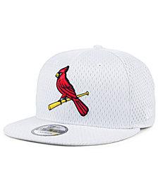 New Era St. Louis Cardinals Batting Practice Mesh 9FIFTY Snapback Cap