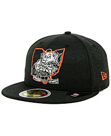 New Era Cleveland Browns State Flag Reflective 59FIFTY FITTED Cap