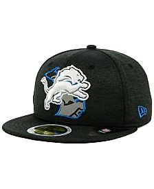 New Era Detroit Lions State Flag Reflective 59FIFTY FITTED Cap