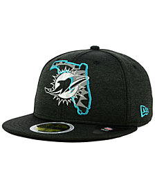New Era Miami Dolphins State Flag Reflective 59FIFTY FITTED Cap