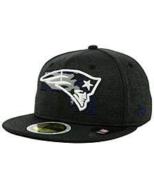 New Era New England Patriots State Flag Reflective 59FIFTY FITTED Cap