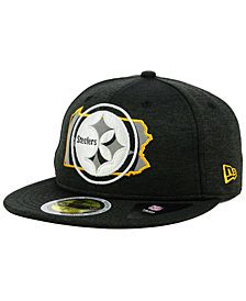New Era Pittsburgh Steelers State Flag Reflective 59FIFTY FITTED Cap