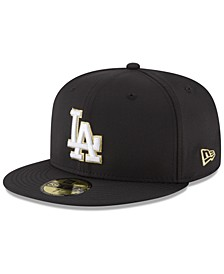 Los Angeles Dodgers Prolite Gold Out 59FIFTY FITTED Cap