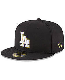 New Era Los Angeles Dodgers Prolite Gold Out 59FIFTY FITTED Cap
