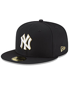 New Era New York Yankees Prolite Gold Out 59FIFTY FITTED Cap
