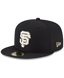 New Era San Francisco Giants Prolite Gold Out 59FIFTY FITTED Cap
