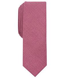 Penguin Men's Carver Solid Skinny Tie