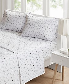 Intelligent Design Novelty 3-PC Twin XL Printed Sheet Set