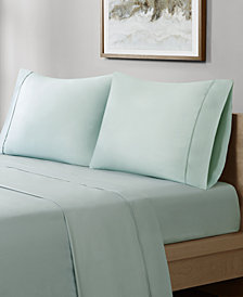 Sleep Philosophy Wrinkle Warrior 4-PC California King Sheet Set