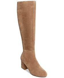 bd462e8ac18 Steve Madden Women s Giselle Riding Boots   Reviews - Boots - Shoes ...