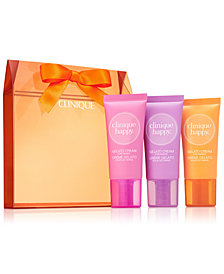 Clinique 3-Pc. Happy Hands Gift Set