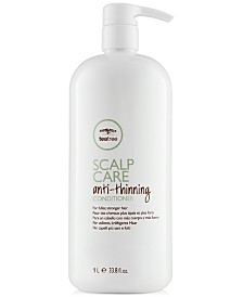Paul Mitchell Scalp Care Anti-Thinning Conditioner, 33.8-oz., from PUREBEAUTY Salon & Spa