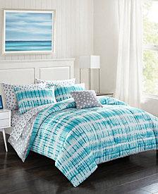 Urban Living Blue Bedding Set