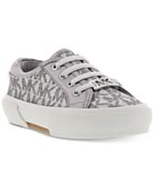 6ede3c88ac619 Michael Kors Toddler Girls Ima Tinsel Sneakers