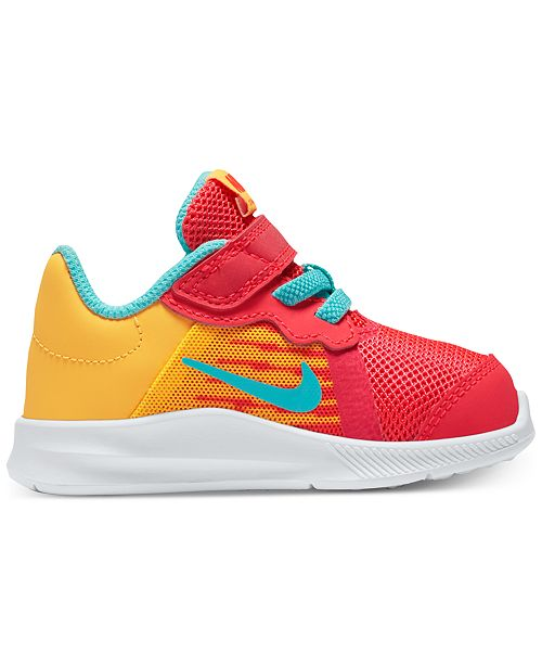 af4728499d685 ... Nike Toddler Girls  Downshifter 8 Fade Running Sneakers from Finish ...