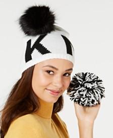 DKNY Womens Beanie Hats  Shop Womens Beanie Hats - Macy s e2e0bd20c