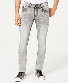 True Religion Men's Skinny-Fit Flap Back Jeans